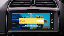 Jaguar and Shell in-car payment system