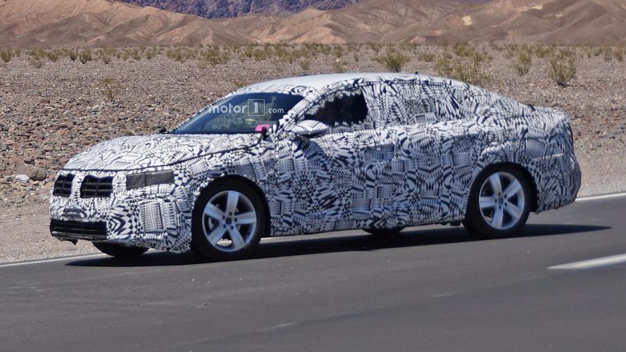 2018 VW Jetta'nın Amerika versiyonunun casus fotoğrafları geldi