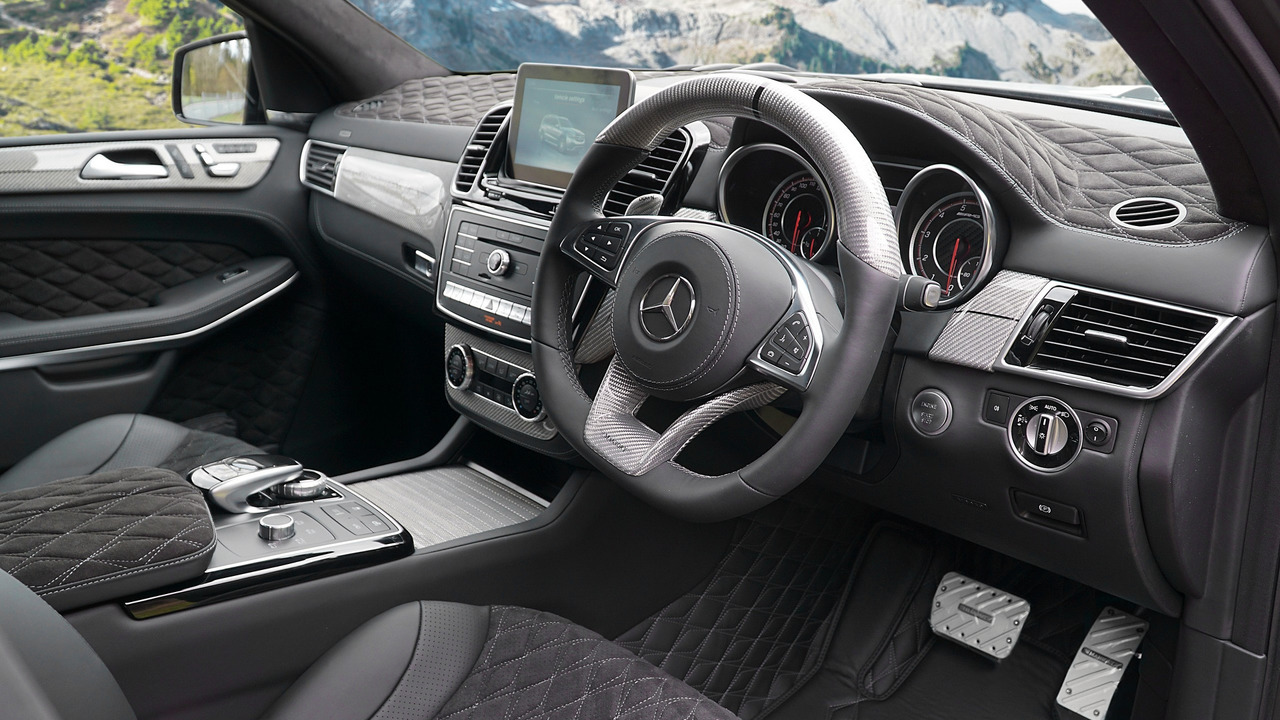 Mercedes-AMG GLS63 by Mansory