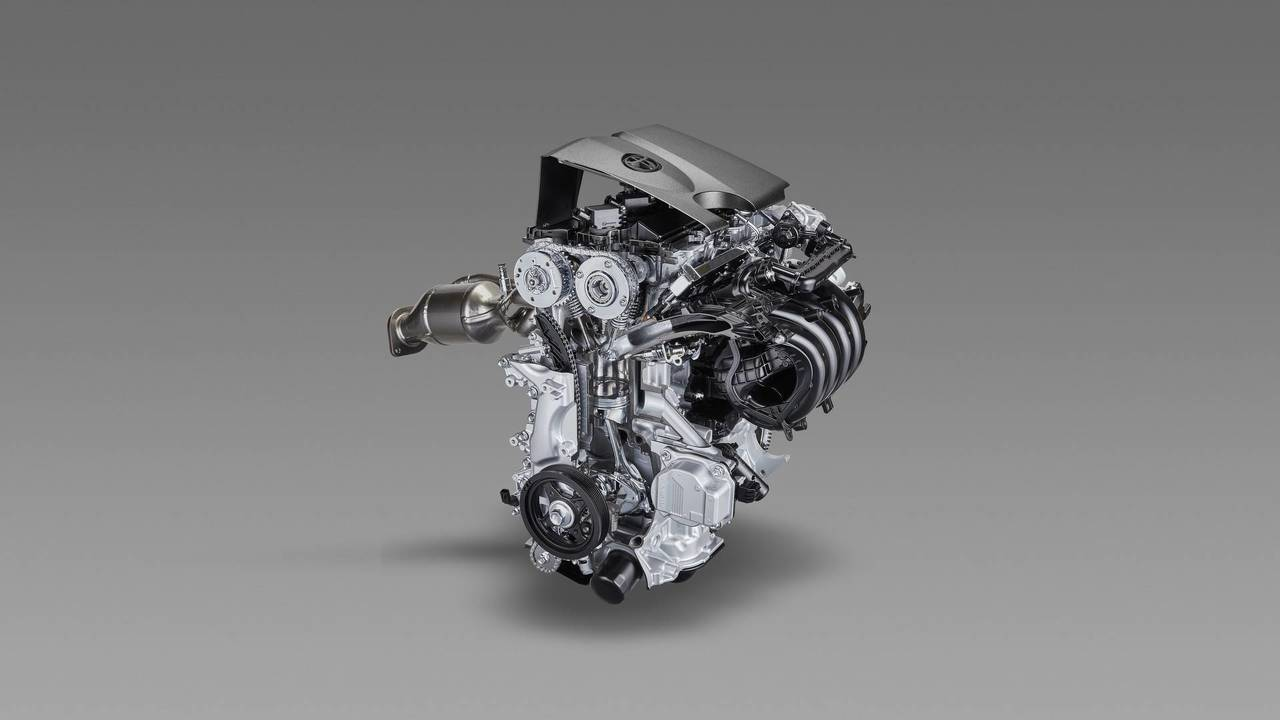Toyota Dynamic Force 2.0-liter gasoline engine