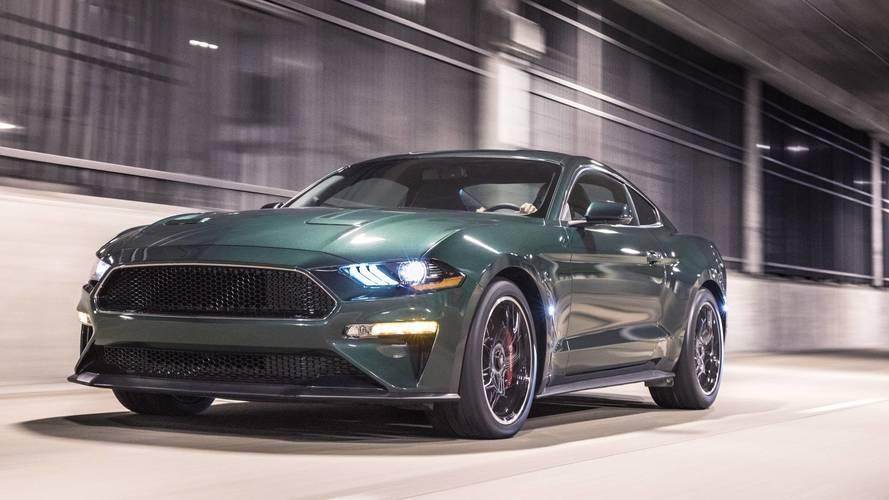 Ford Mustang Bullitt (2018) - La légende est de retour