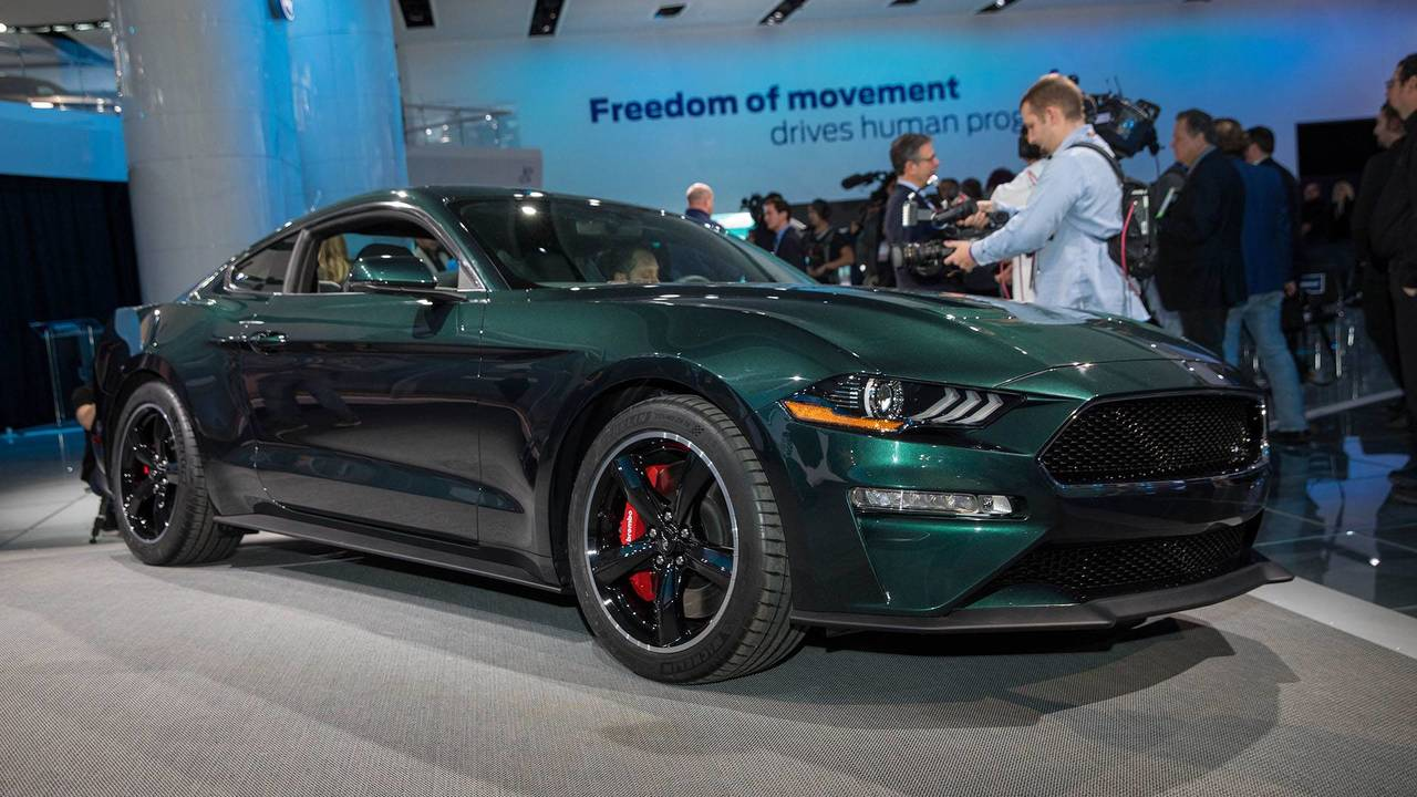 These Are The 10 Most Expensive Mustang Auctions Of All Time