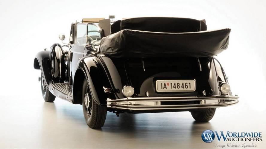 1939 Mercedes-Benz 770K Grosser