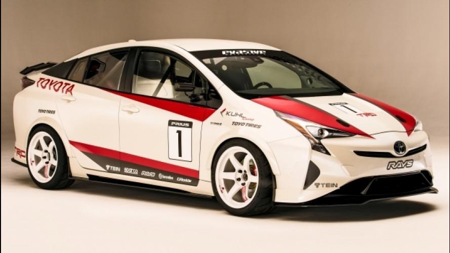 Una Toyota Prius... da corsa! Succede a Las Vegas