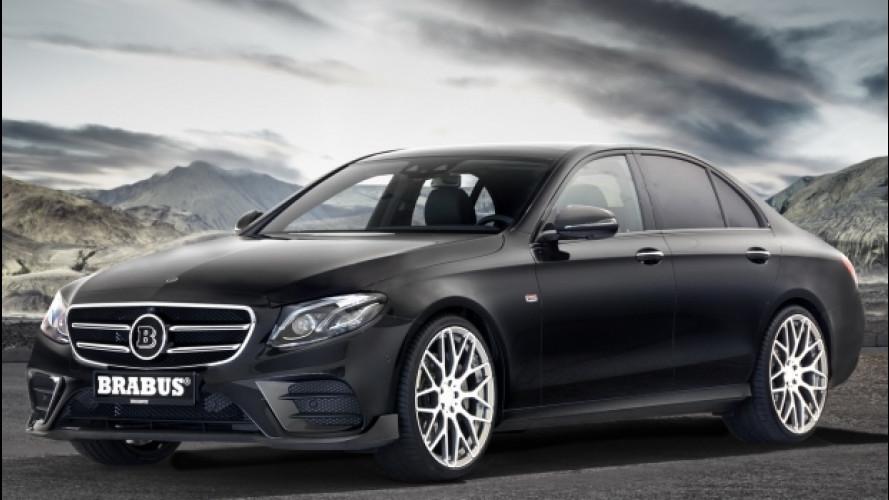Mercedes Classe E Brabus, anche diesel