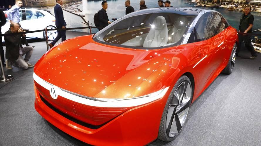 VW I.D. Vizzion prevê futuro controlado por inteligência artificial