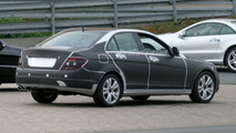 SPY PHOTOS: More Mercedes C-Class