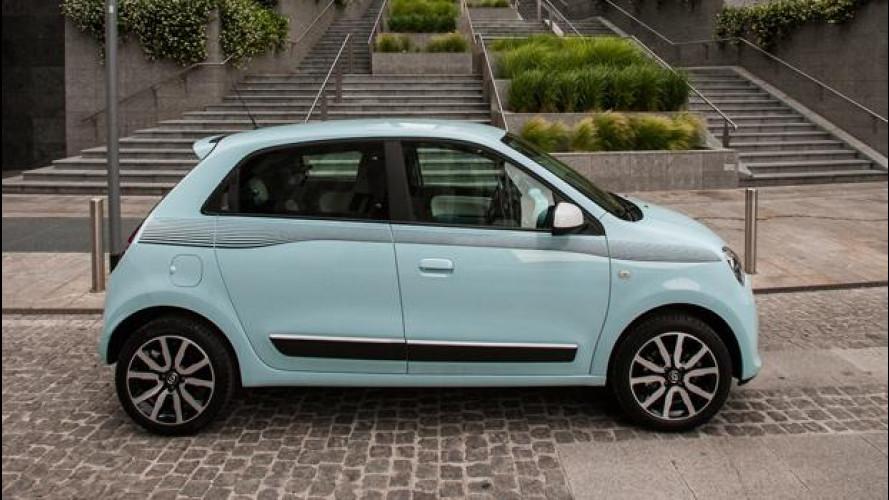 Nuova Renault Twingo, prezzi da 9.950 euro