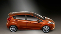 Ford Fiesta Makes Asian Debut at Auto China