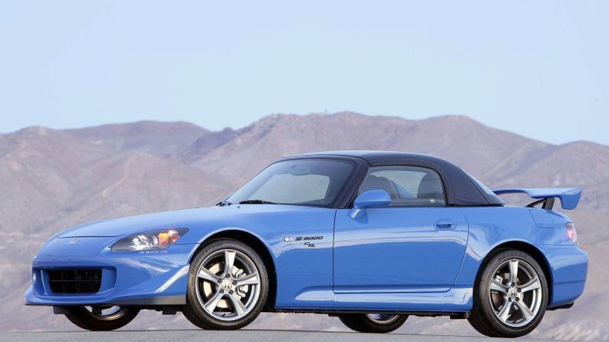 Club Racer-Inspired 2008 Honda S2000 CR