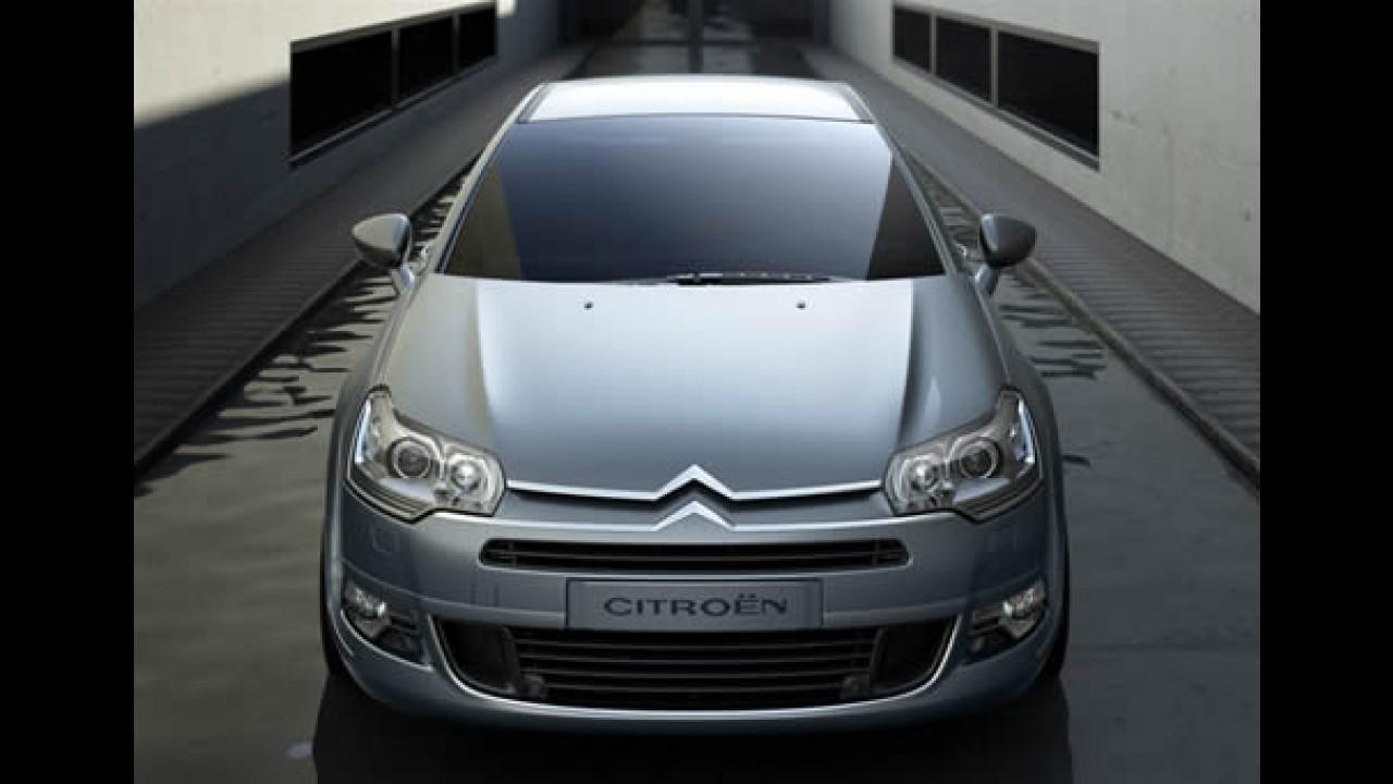 Citroën fará lançamento mundial do novo C5 em Lisboa nesta semana