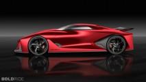 Nissan Concept Vision Gran Turismo