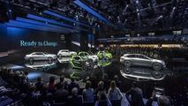 2017 Smart Electric Drive Paris Otomobil Fuarı