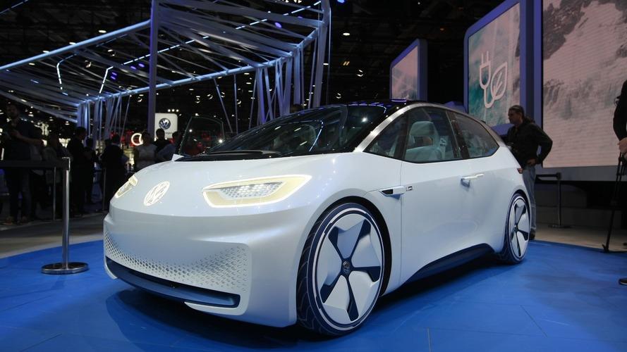 Compacto elétrico da Volkswagen será produzido em novembro de 2019