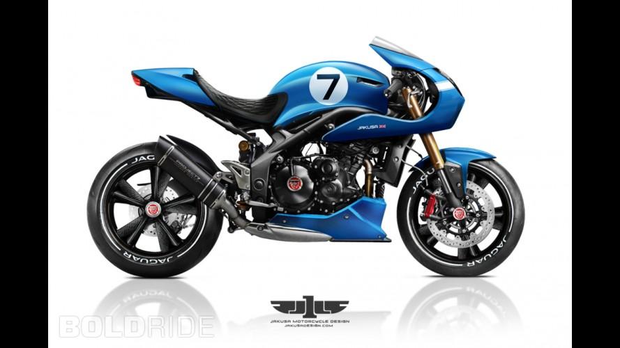 Jaguar Project 7MC by Jakusa Design