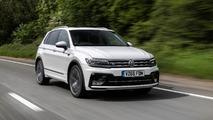 VW Tiguan R-Line yeni motor