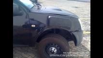 Flagra! Leitor envia fotos da possível picape sucessora da Chevrolet S10