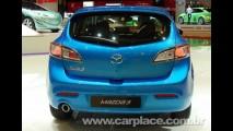 Salão de Genebra 2009: Mazda exibe a versão esportiva Mazda3 MPS de 263 cv