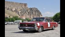 Klasik otomobiller Aksaray'dan start alıyor