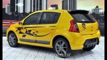 Renault apresentará o Sandero Sport e Logan Sport no Salão do Automóvel