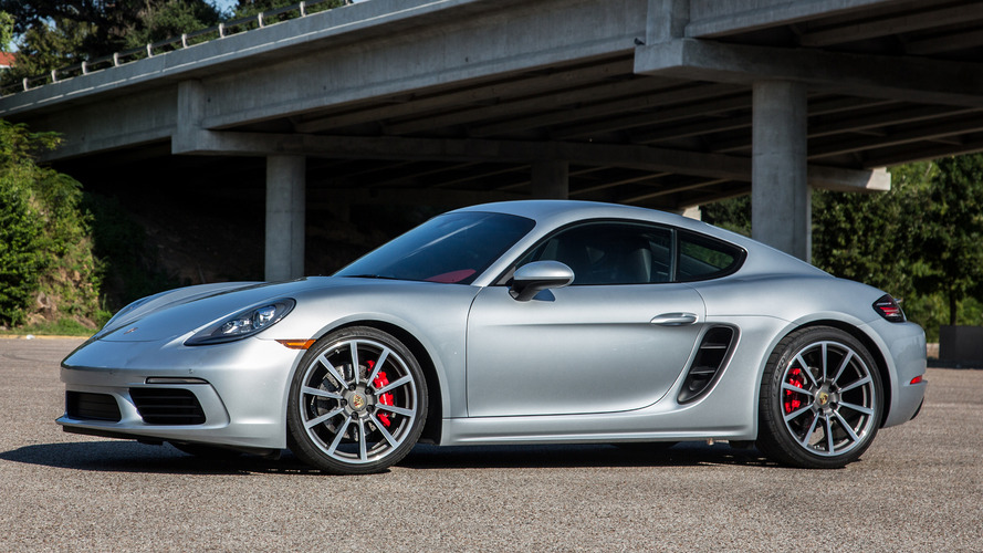 First Drive: 2017 Porsche 718 Cayman