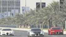 Top Gear in Abu Dhabi