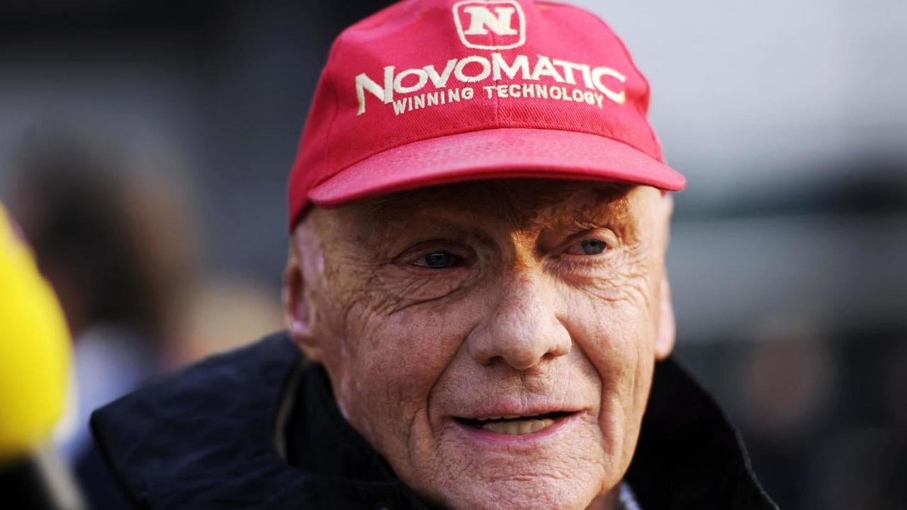 Niki Lauda (AUT), 20.04.2014, Chinese Grand Prix, Shanghai / XPB