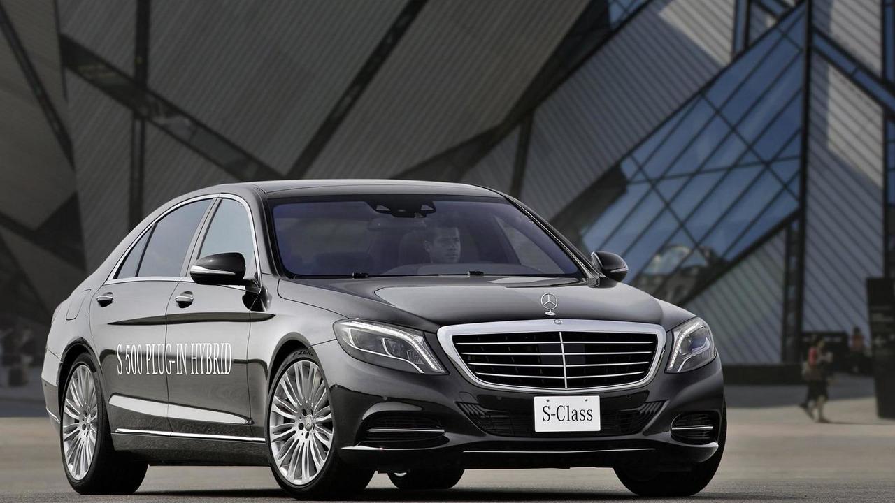 2014 Mercedes-Benz S500 Plug-In Hybrid