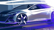 Honda announces two new concepts for Beijing Motor Show