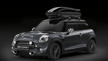 MINI Original Accessories for the 2014 Cooper