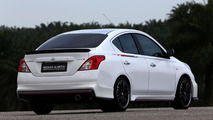 Nissan Almera Nismo Performance Package concept 18.6.2013