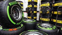 Pirelli tires for the Williams team 21.11.2013 Brazilian Grand Prix