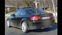 Ertappt: BMW M3