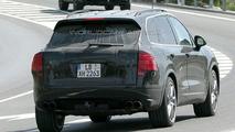 Next Generation Porsche Cayenne Spied