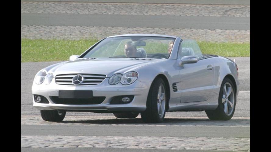 Mercedes SL: Großer Roadster kommt mit kleinem Facelift