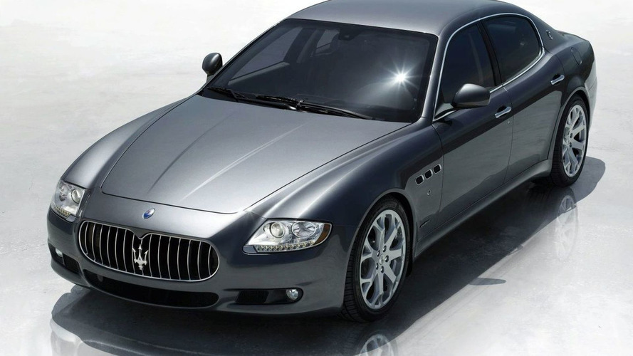 Maserati Releases Video of New Quattroporte & Quattroporte S