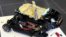 Mini Cooper RC cake