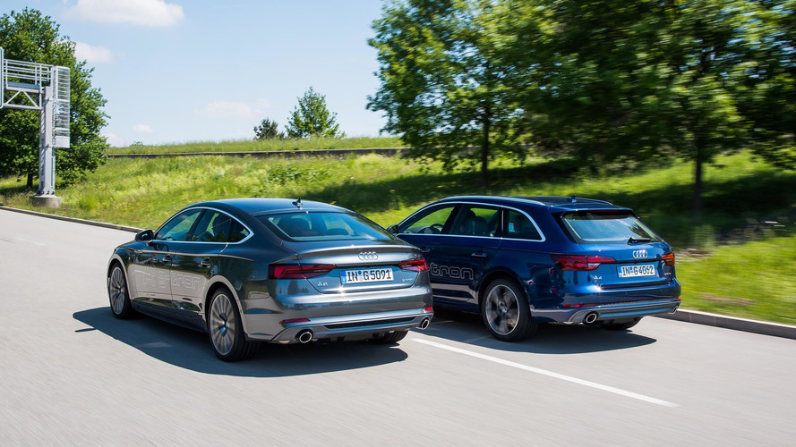 Audi A4, A5 Get G-Tron Engines That Run On CNG And Gasoline
