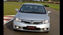 Novo Civic atrasou: Nova geração deve ser lançada somente em 2011
