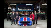 MINI supera marca de três milhões de unidades produzidas na Inglaterra
