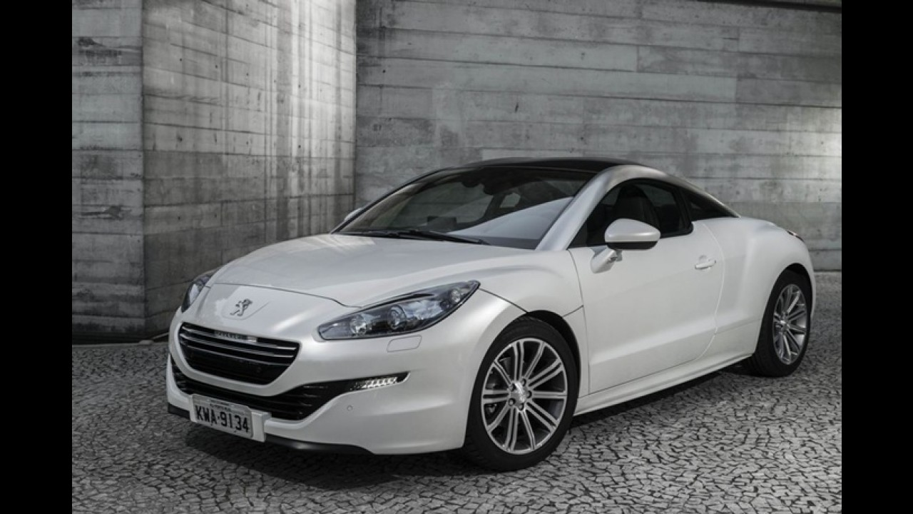 Peugeot lança novo RCZ no Brasil por R$ 132.990