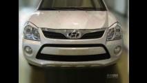 Flagra: Hyundai Tucson reestilizado é fotografado sem camuflagem na China