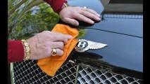 De piada à causa nobre: Bentley de Scarpa simboliza de doação de órgãos