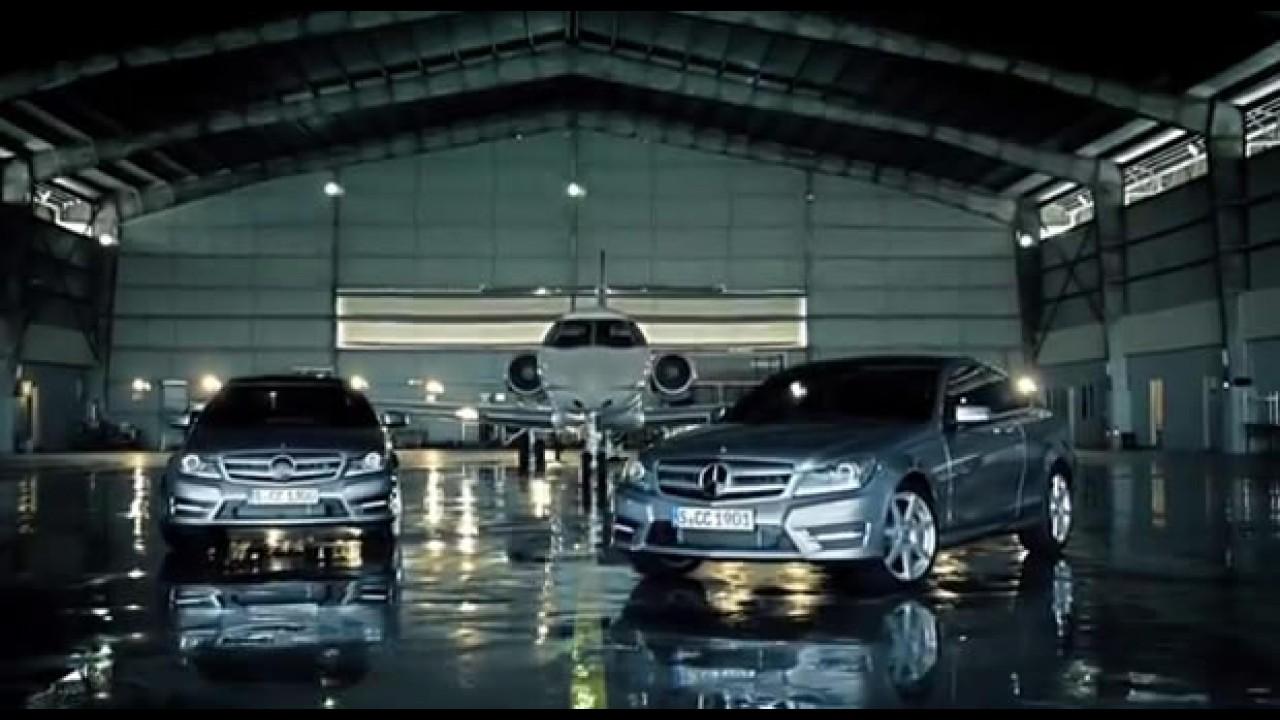 Drive&Seek: Mercedes faz filme ao estilo Hollywood para divulgar Novo Classe C Coupé