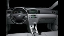 Toyota faz recall de Corolla 2002/2003 no Brasil por defeito no airbag