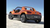 VW Buggy up! pode estar perto de ganhar versão de produção