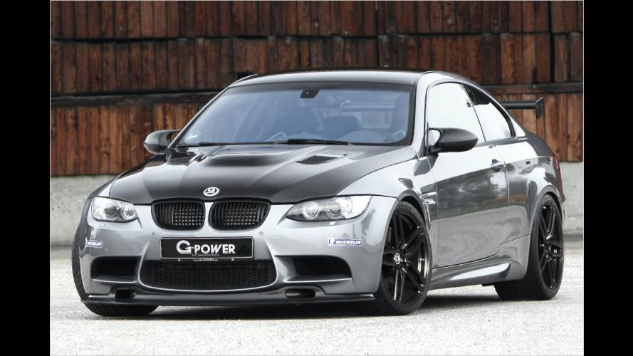 Vom Sportmodell zum Tracktool: Ein BMW M3 mit 740 PS