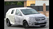 Erwischt: Die Dacia-Zukunft