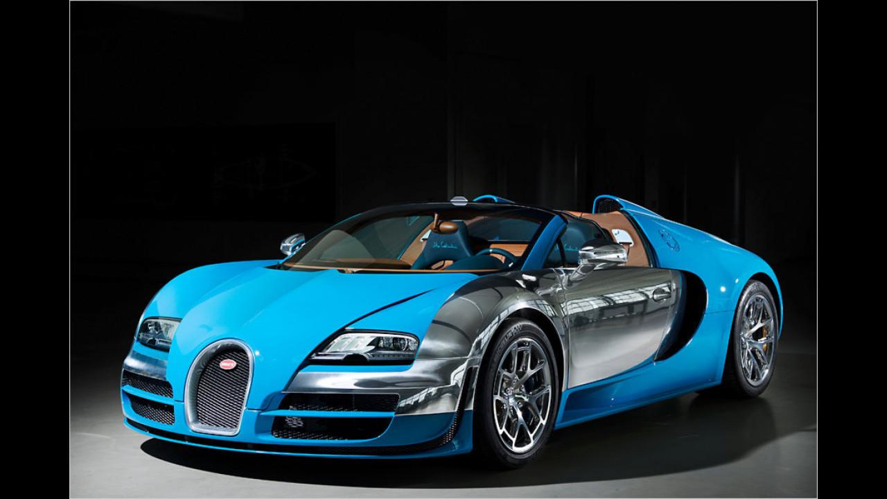 Flop: Bugatti Veyron ,Meo Costantini