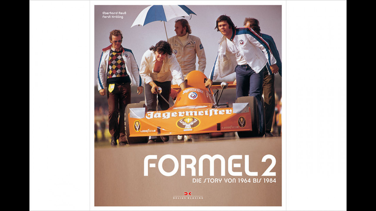 Reuß/Kräling: Formel 2 - Die Story von 1964 bis 1984